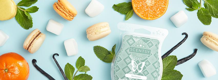 Scentsy Bar Vanillamint