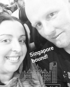 Scents With Christie Incentive Trip Singapore