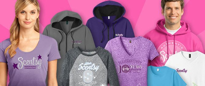 Scentsy Clothing