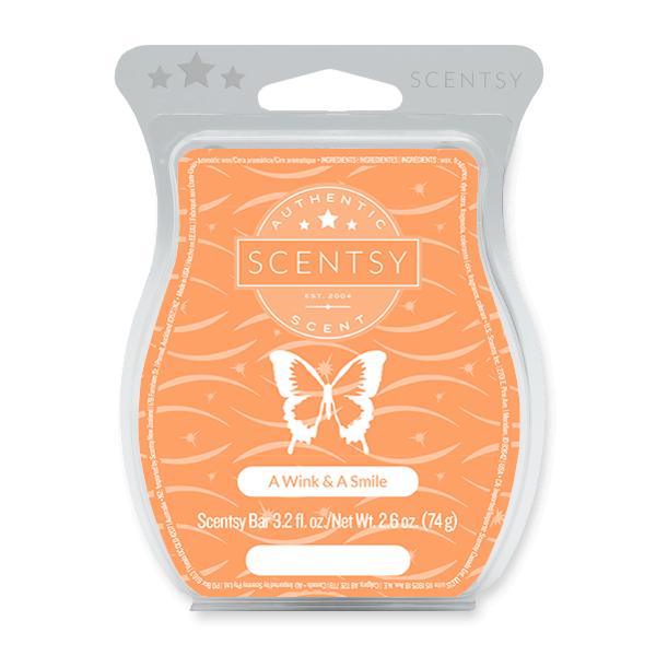 A Wink & A Smile Scentsy Melts
