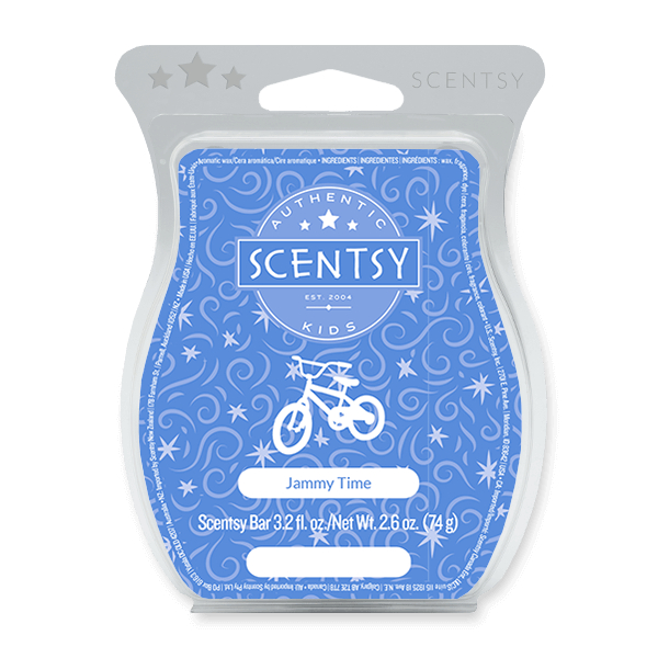 JAMMY TIME SCENTSY BAR Scentsy Melts