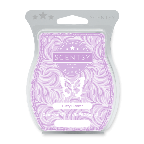 FUZZY BLANKET SCENTSY BAR Scentsy Melts