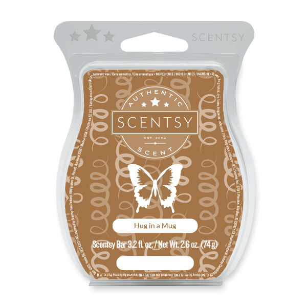 HUG IN A MUG SCENTSY BAR Scentsy Melts