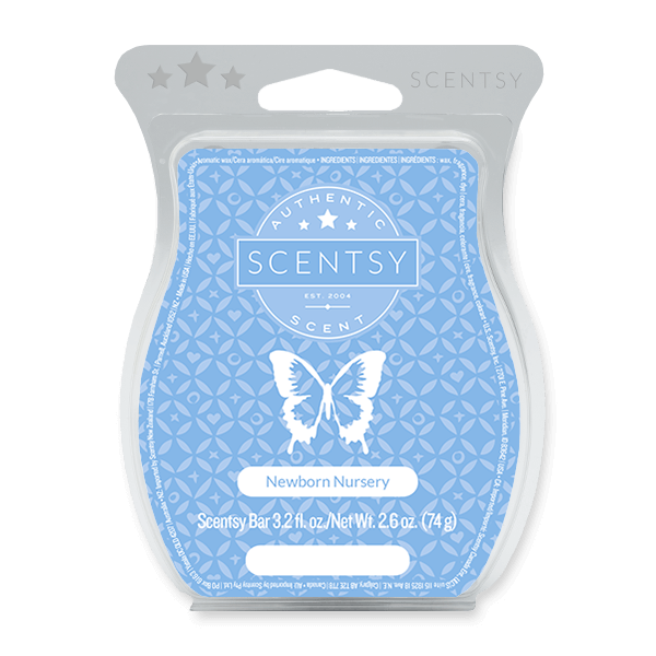 NEWBORN NURSERY SCENTSY BAR Scentsy Melts
