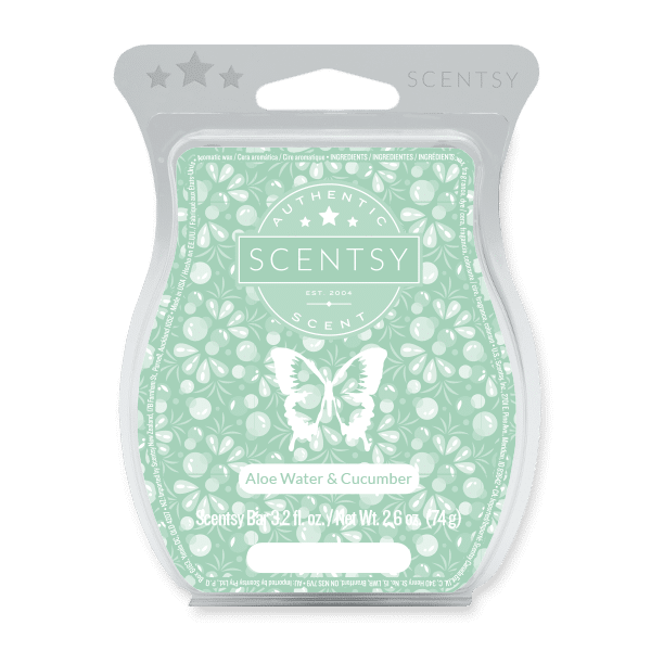Aloe Water & Cucumber Scentsy Melts