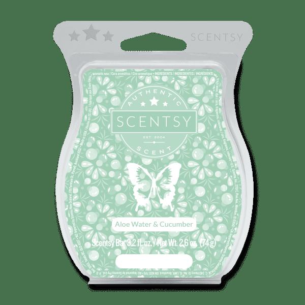Aloe Water & Cucumber Scentsy Melts