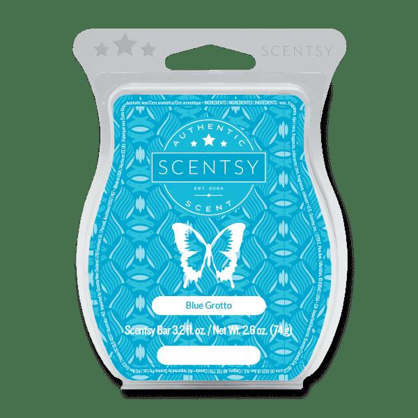 Blue Grotto Scentsy Bar Scentsy Wax Melts