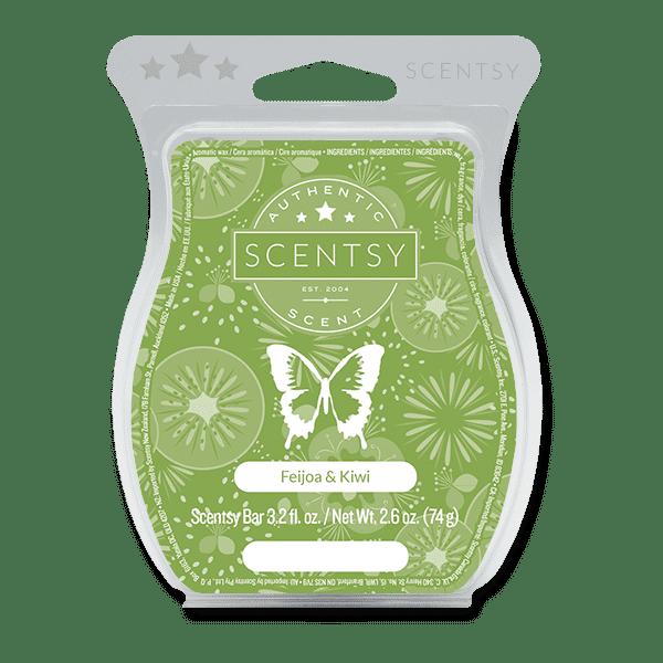 Feijoa & Kiwi Scentsy Bar Scentsy Wax Melts