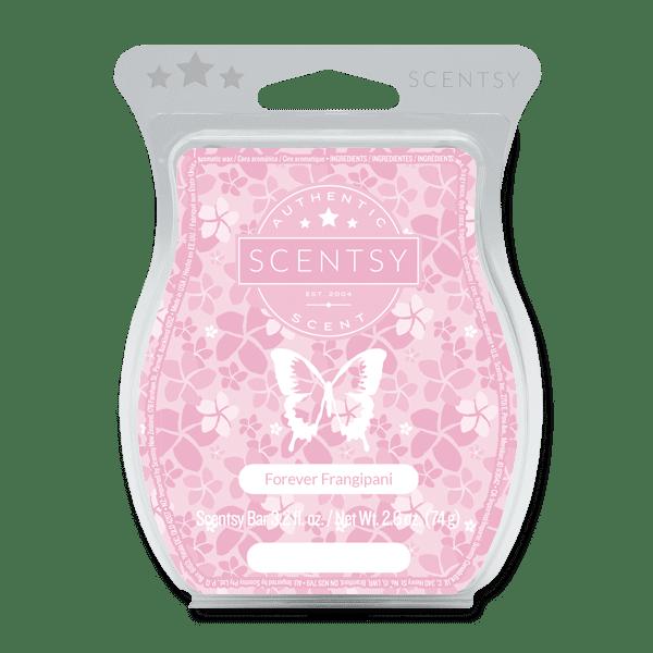Forever Frangipani Scentsy Bar Scentsy Wax Melts