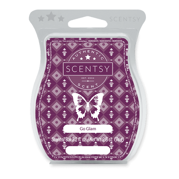 Go Glam Scentsy Bar Scentsy Wax Melts