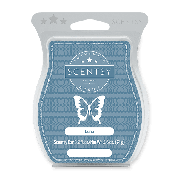 Luna Scentsy Bar Scentsy Wax Melts