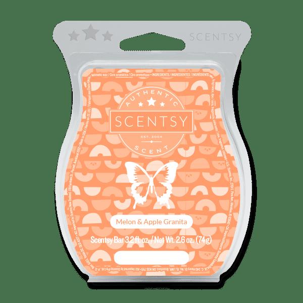 Melon & Apple Granita Scentsy Bar Scentsy Wax Melts