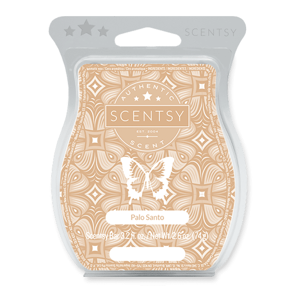 Palo Santo Scentsy Bar Scentsy Wax Melts
