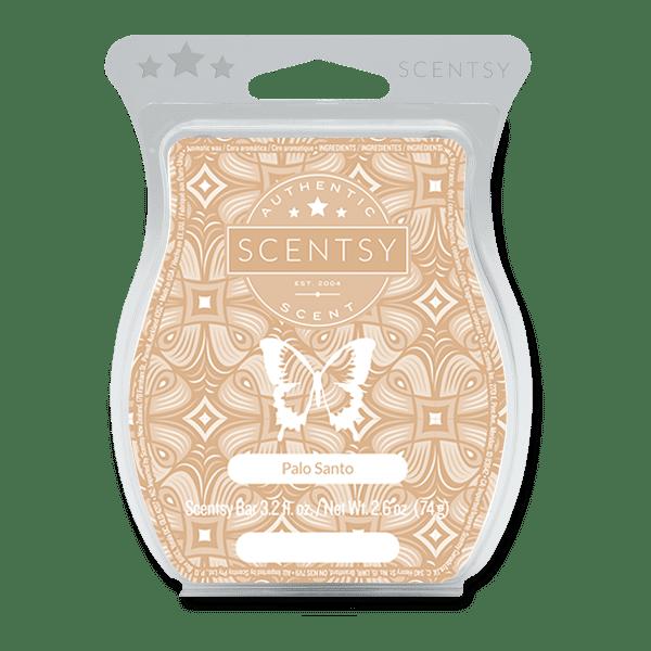 Palo Santo Scentsy Bar Scentsy Wax Melts